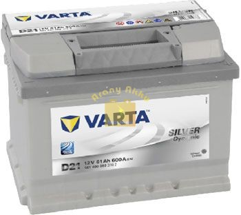 Varta Silver Dynamic 12V 61Ah jobb+ (5614000603162)