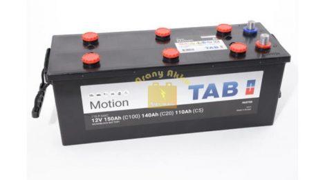 TAB Motion Pasted C20/140 C5/110 Ah tgk munka akkumulátor (TAB110PMACH)