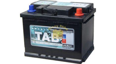 TAB Motion Pasted TAB50P 12V 70/60/50Ah Jobb+ munka akkumulátor