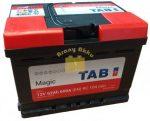 TAB Magic Autó akkumulátor 12V 62Ah 600A Jobb+