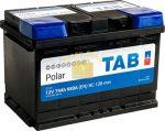 TAB Polar 74Ah 680A J+ akkumulátor