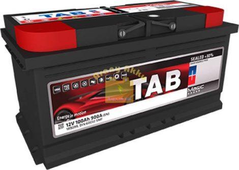 TAB Magic 12V 100Ah 900A Autó akkumulátor
