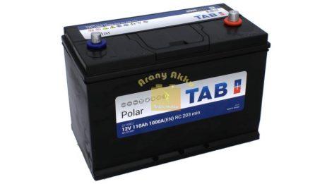 TAB Polar 110 Ah 1000A akkumulátor