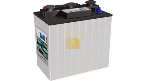TAB Motion Tubular Golf Cart TS 6V C20/250 C5/210 Ah J+ golfautó akkumulátor (TABGolfCartTS)