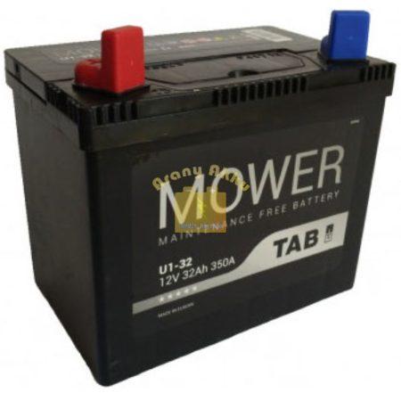 TAB Mower 12V 32Ah 350A B+ fűnyíró akkumulátor
