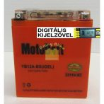 Motobatt Bike bull DS I-GEL 12V 12Ah YB12AL-BS motor akkumulátor