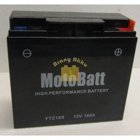 Motobatt Bike bull BMW 12V 18Ah YB19L-BS BMW motor akkumulátor