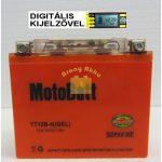 Motobatt Bike bull DS I-GEL 12V 11Ah YT12B-4