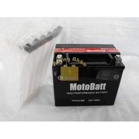 Motobatt Bike bull 12V 10Ah YTX12-BS motor akkumulátor