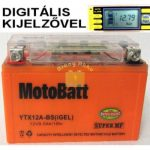 Motobatt Bike bull DS I-GEL 12V 9,5Ah YTX12A-BS