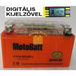 Motobatt Bike bull DS I-GEL 12V 7Ah YTX7A-BS