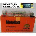 Motobatt Bike bull DS I-GEL 12V 7Ah YTX7A-BS motor akkumulátor