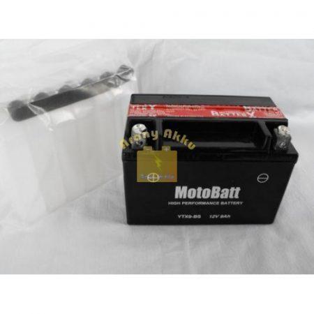 Motobatt Bike bull 12V 8Ah YTX9-BS motor akkumulátor
