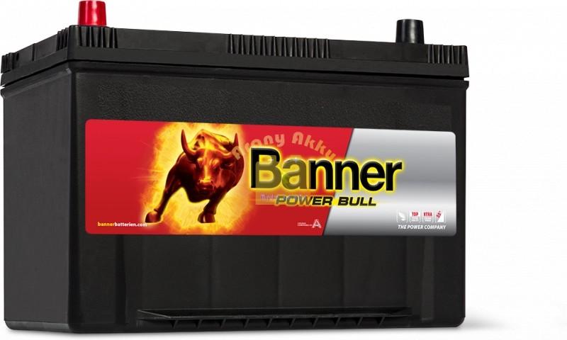 BANNER Power Bull 12V 95Ah 740A bal+ ASIA akkumulátor